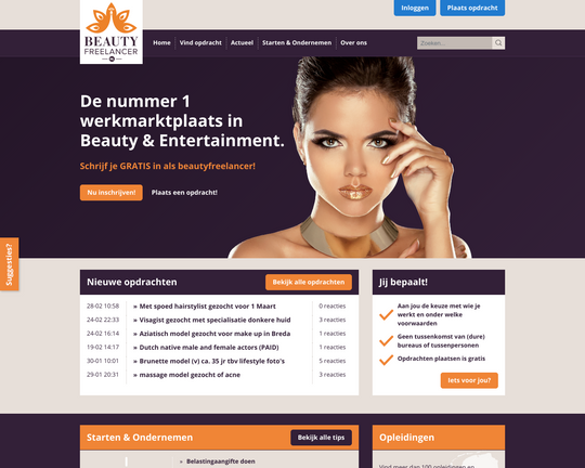Beautyfreelancer.nl