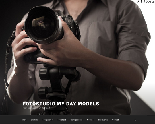 My Day Models Logo